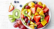 Oito frutas poderosas que reduzem risco de diabetes